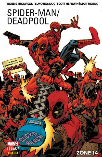 Spider-Man/Deadpool (2018) T02 - Zone 14 - 9782809488814 - 11,99 €
