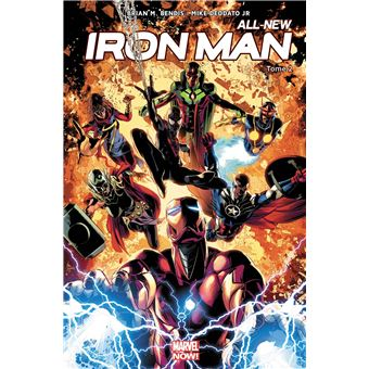 Iron manAll-new Iron-Man