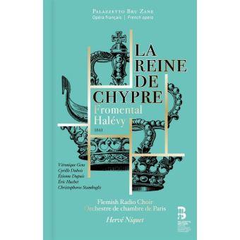 La Reine de Chypre Inclus un livre - Jacques-François Fromental ...