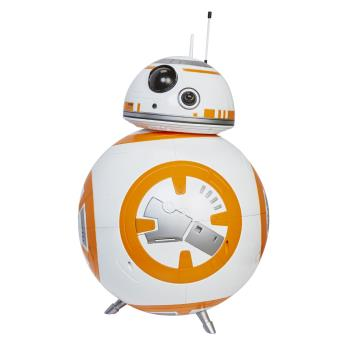Figurine lectronique star wars bb 8 40cm grande - Grande figurine star wars ...