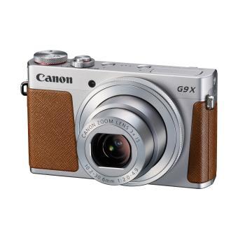 appareil photo numérique canon powershot g9x argent - appareil photo