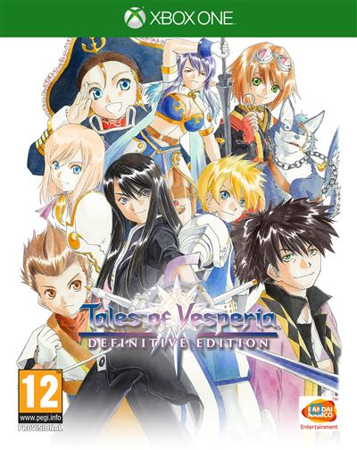 Tales of Vesperia Edition Définitive Xbox One