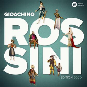 Rossini Edition Coffret 50 CD