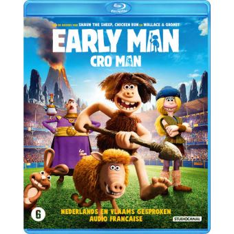 Early man-BIL-BLURAY