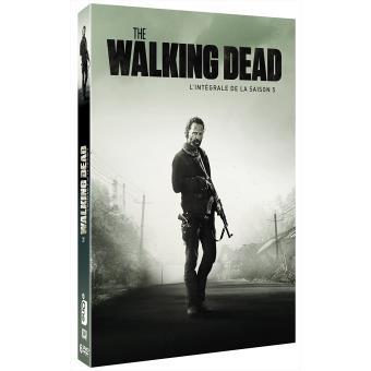 The Walking DeadThe Walking Dead Saison 5 DVD