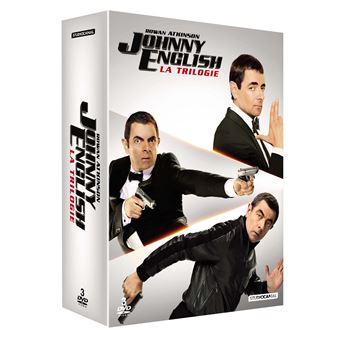 Johnny EnglishCoffret Johnny English L'intégrale DVD
