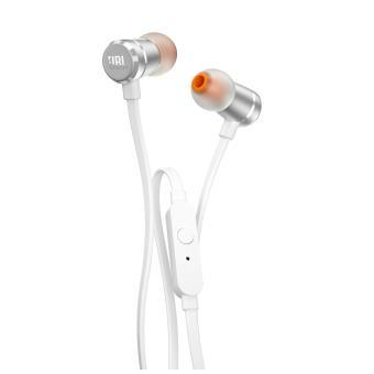 Ecouteurs intra-auriculaires JBL T290 Argent