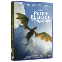 Peter et Elliott le dragon Version 2016 DVD
