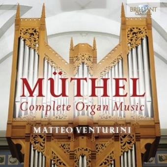 Intégrale de l'oeuvre pour orgue