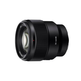 Objectif hybride Sony FE 85 mm f/1.8 Noir