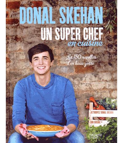 Un super chef en cuisine