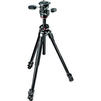 MANFROTTO KIT 290 DUAL 90 + MH804-3