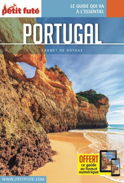 Portugal 2018 carnet petit fute + offre num
