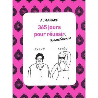 Almanch, 365 jours pour réussir Madame