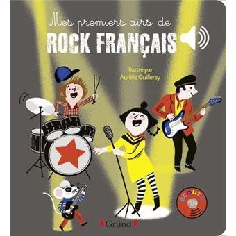 Mes premiers airs de rock français