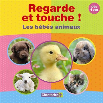 Regarde et touche ! Lés bébés animaux