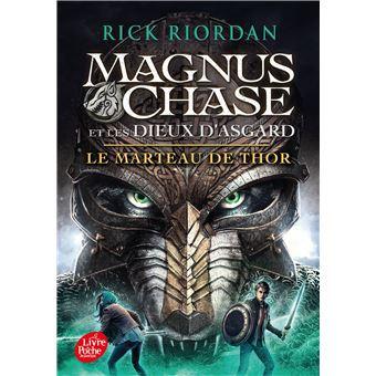 Magnus Chase et les dieux d'AsgardLe marteau