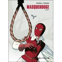 Masquerouge - Intégrale Tomes 04 à 06