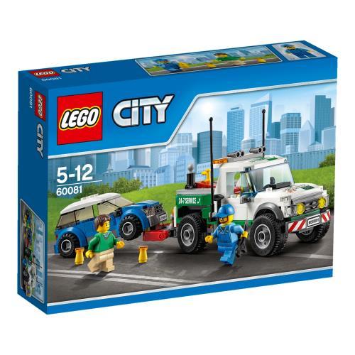 LEGO® City 60081 Le Pick - Up Dépanneuse