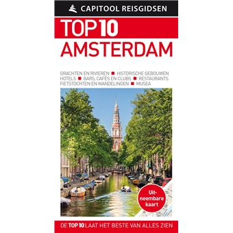 Amsterdam Capitool Top 10