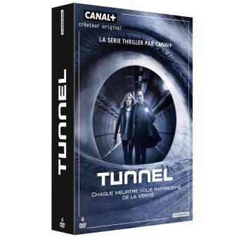TunnelTunnel Saison 1 Coffret DVD