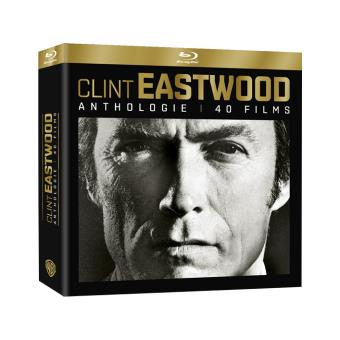 Coffret Anthologie Clint Eastwood Blu-ray