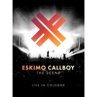 The Scene Live in Cologne Digipack Edition limitée Inclus DVD