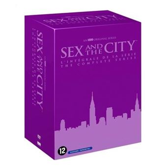 Sex and the citySex and the City L'intégrale des 6 saisons Coffret DVD