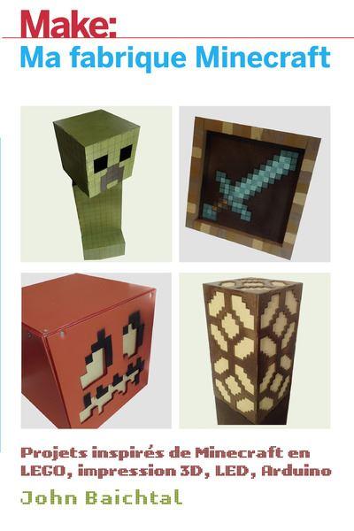 Ma fabrique Minecraft