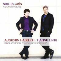 Sibelius - Adès: Violin Concertos