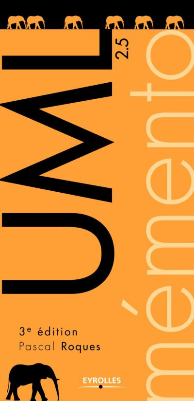 Mémento UML 2.5 - 9782212097375 - 4,99 €