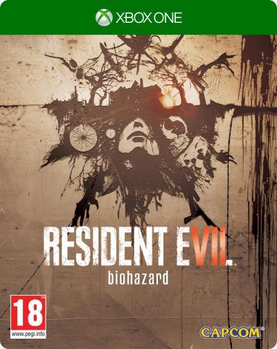 Resident Evil 7 Biohazard Edition Steelbook Xbox One