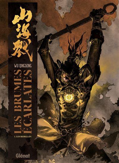 Les Brumes écarlates Les Rebelles Tome 01 - Dernier livre de Qing Song Wu -  Précommande & date de sortie   fnac