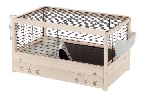Ferplast Cage pour Cochons d'Inde Arena 80 82 x 52 x 45,5 cm 57089317