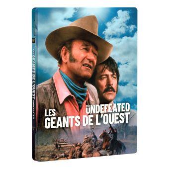 Les Géants de l'Ouest Boîtier Métal Exclusivité Fnac Blu-ray