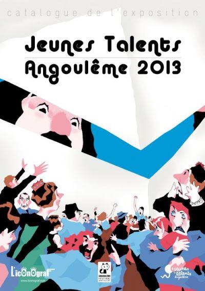 Jeunes talents, Angoulême 2013