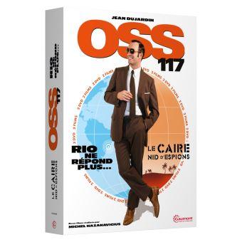 Coffret OSS 117 2 films DVD