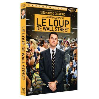 Le Loup de Wall Street DVD