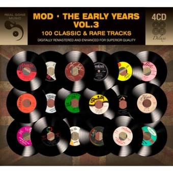 MOD. THE EARLY YEARS VOL3/4CD