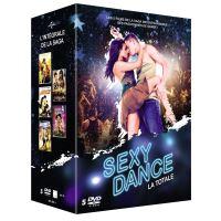 Coffret Sexy Dance L'intégrale DVD