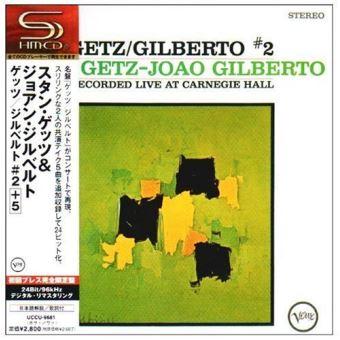 Getz/gilberto n 2/pochette cartonnee