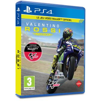 valentino rossi the game ps4 jeux vid o achat prix fnac. Black Bedroom Furniture Sets. Home Design Ideas