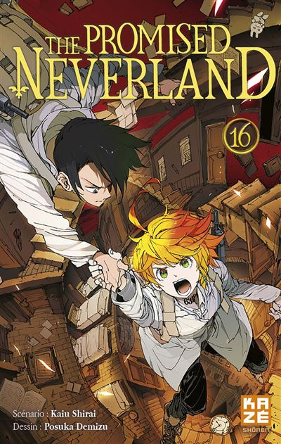 The Promised Neverland T16 - 9782820339614 - 4,99 €