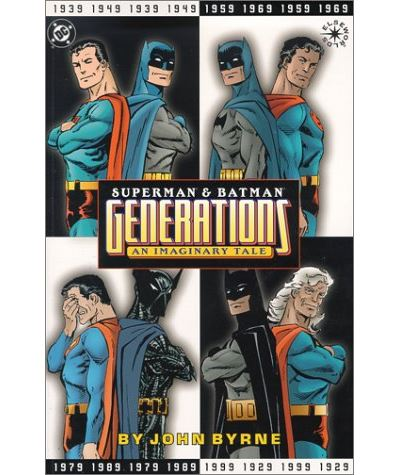 Superman & batman generations