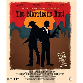 The Morricone Duel Blu-ray