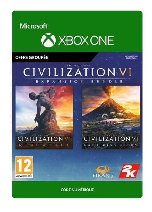 Code de téléchargement Xbox One : Sid Meiers Civilization VI