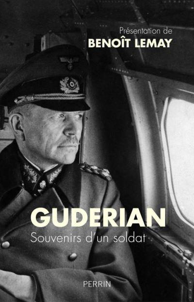 Souvenirs de Guderian - 9782262072490 - 16,99 €