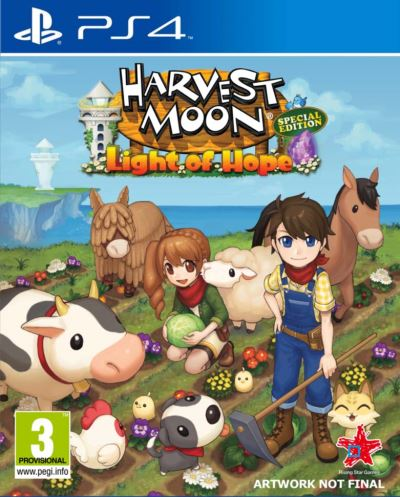 Harvest Moon Lumière d'Espoir Edition Spéciale PS4