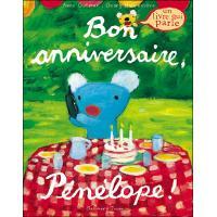Bon anniversaire Pénélope !