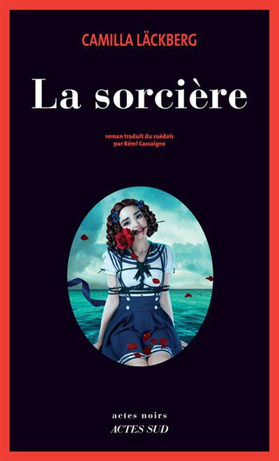 """Résultat de recherche d'images pour """"la sorcière lackberg"""""""